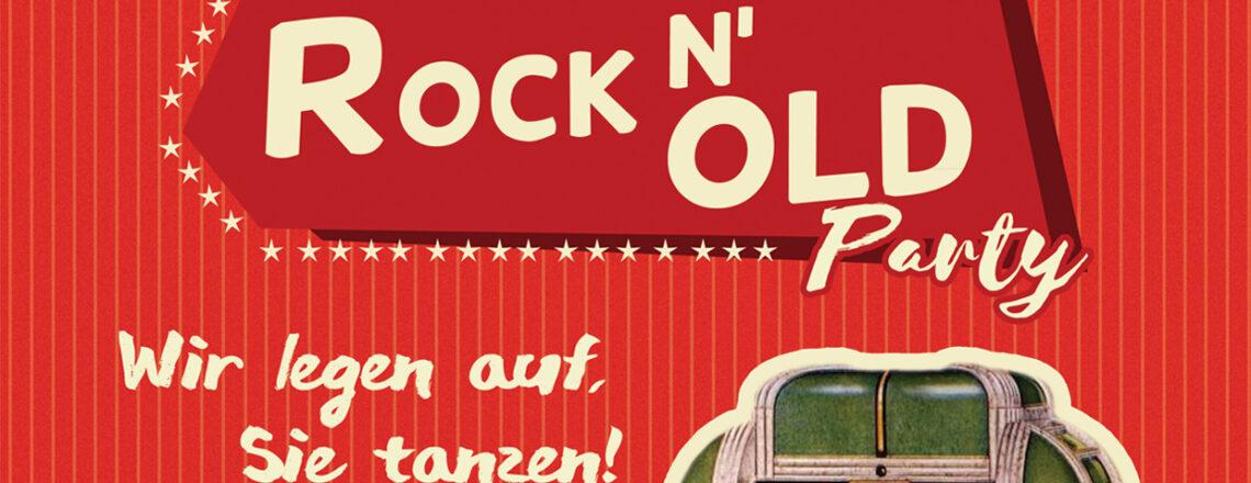 """Ü60 """"Rock'n Old-Party"""